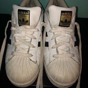 adidas Shoes - ADIDAS SUPERSTARS// MEN'S 6